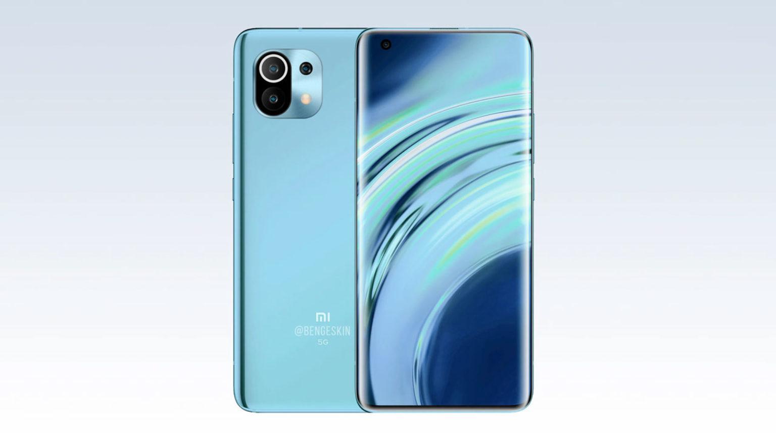 El Xiaomi Mi 11 pone fecha para el 29 de diciembre y así es cómo lucirá