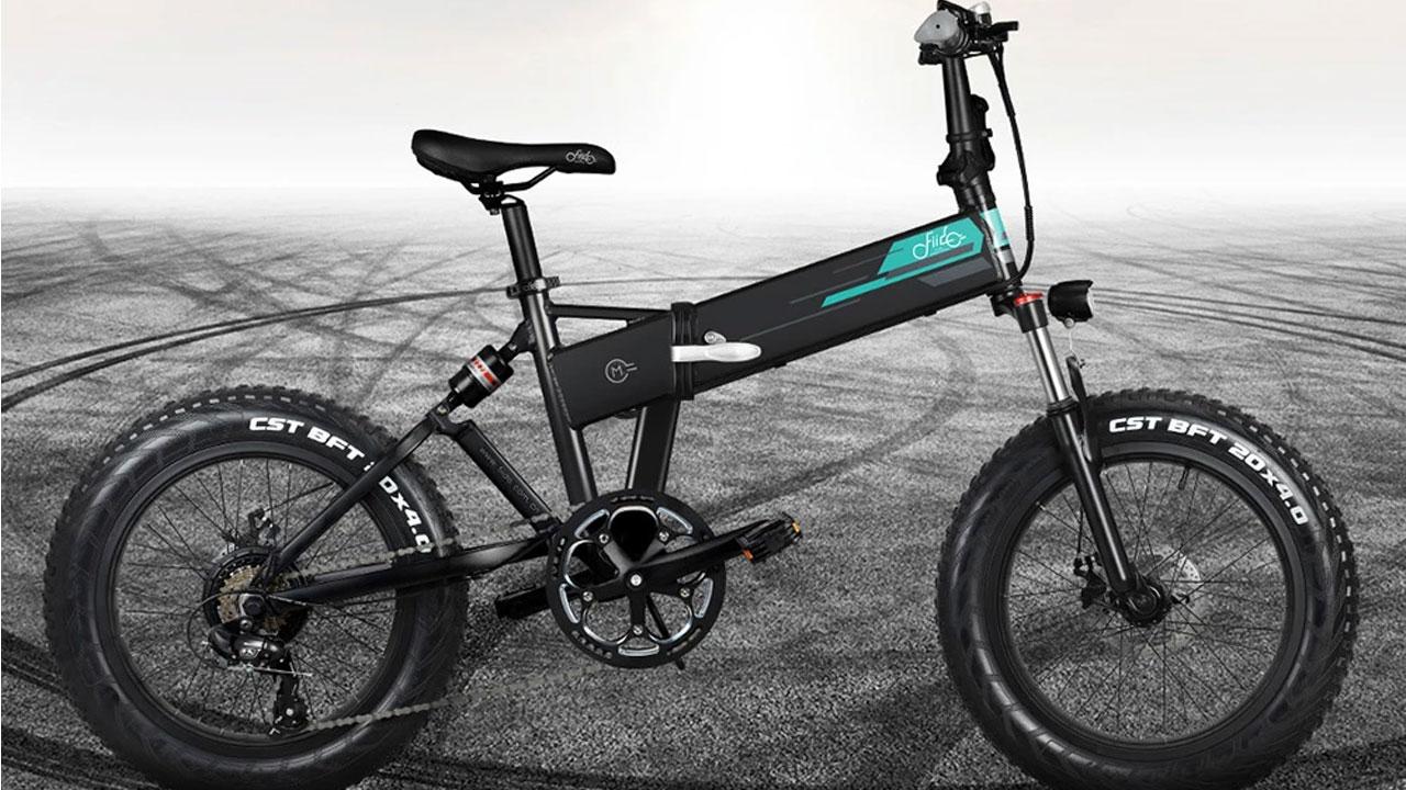Fiido M1, bicicleta eléctrica ideal para la montaña y caminos rurales