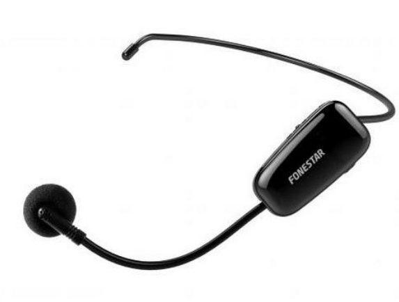Fonestar ALTA-VOZ-W30 - micrófono inalámbrico