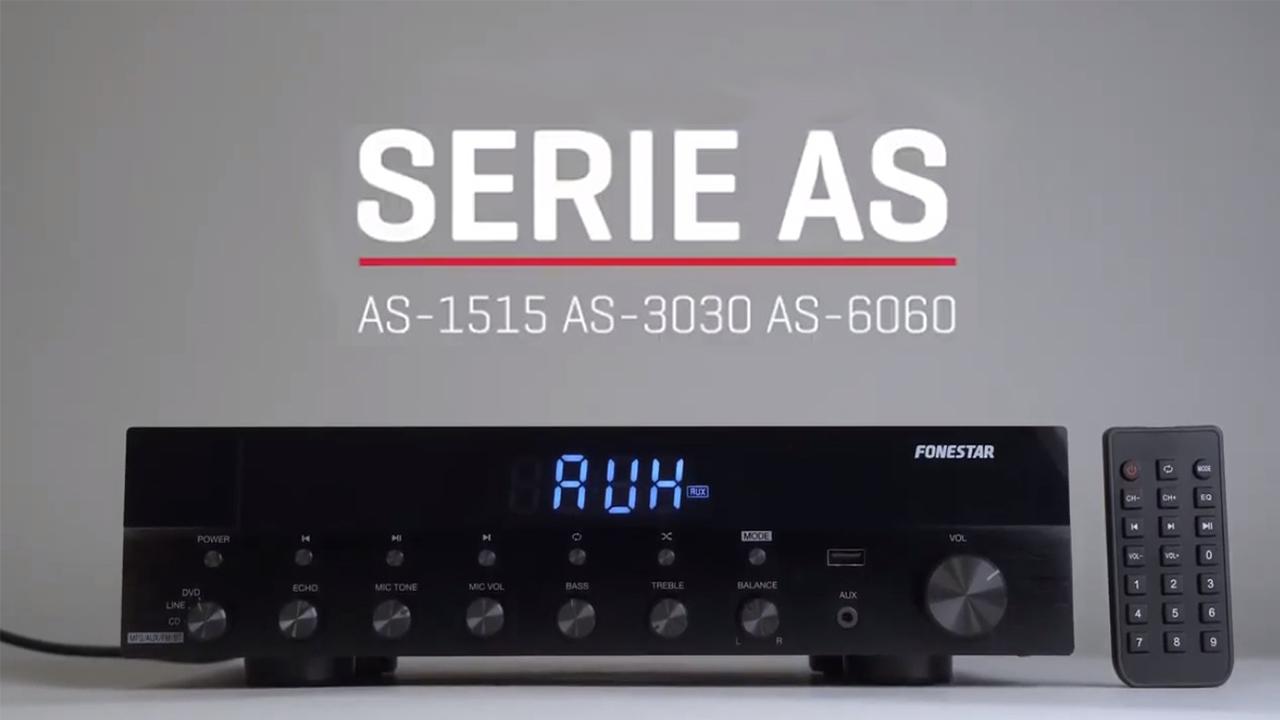 Fonestar AS-6060 - Destacada