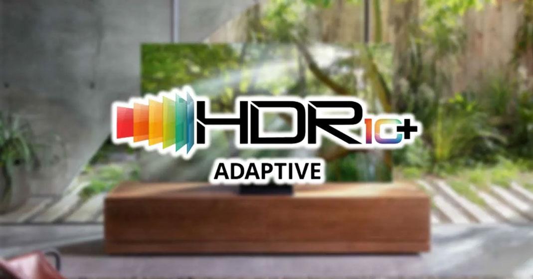 HDR10+Adaptative