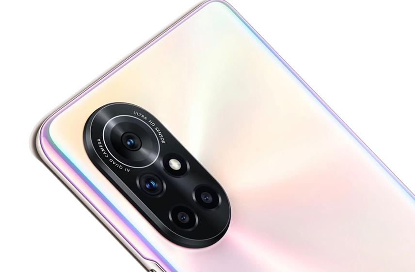 Huawei Nova 8 - Cámaras
