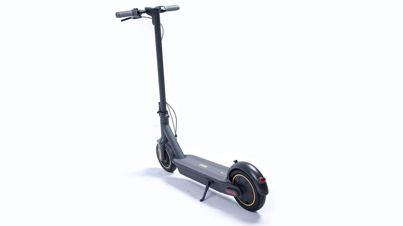 Ninebot KickScooter MAX G30 patinete electrico