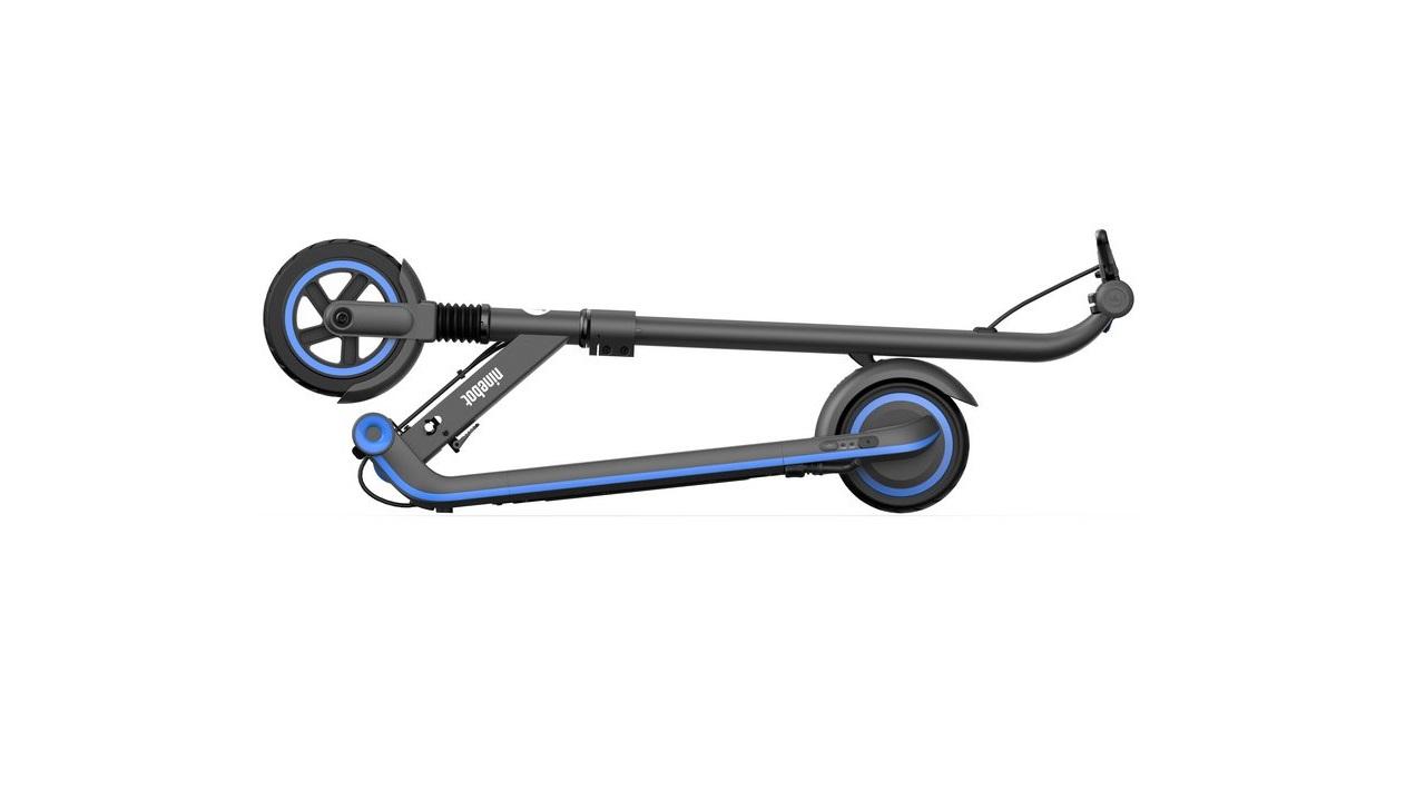 Ninebot eKickScooter Zing E10 plegado
