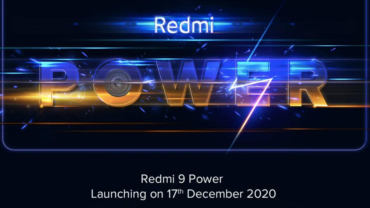 Redmi 9 Power, nueva versión de un móvil conocido con más cámaras