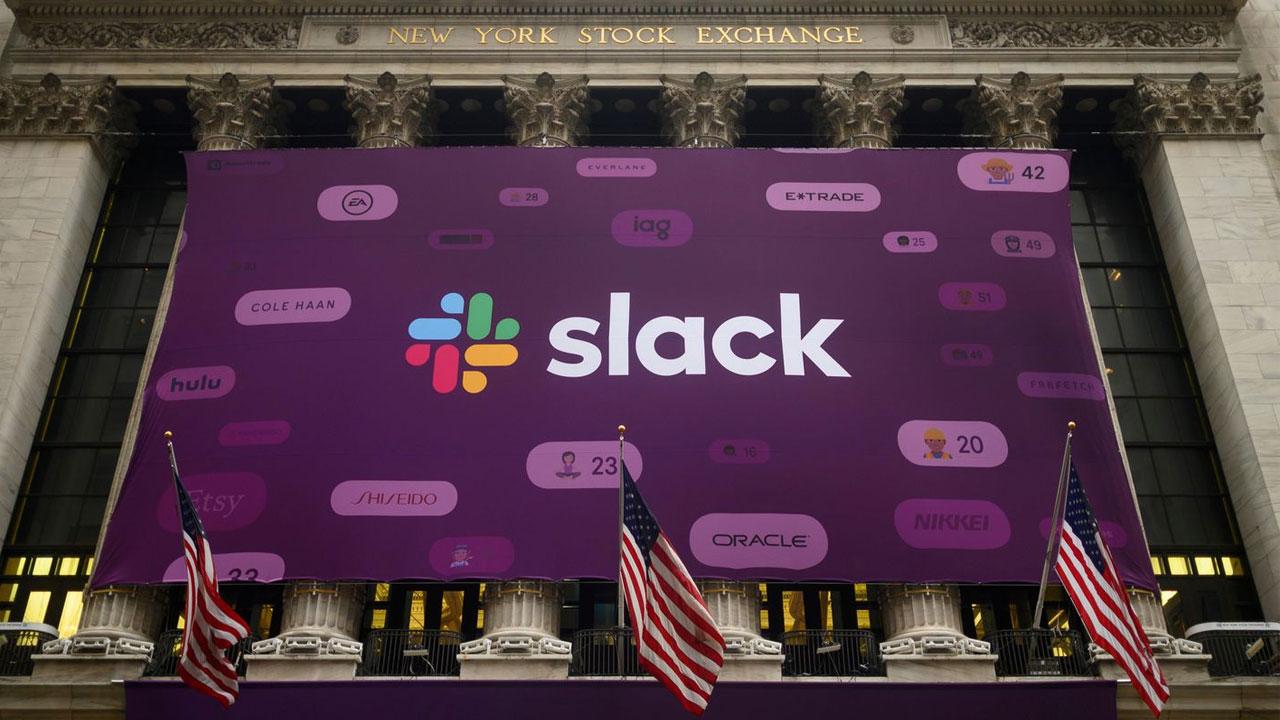 Salesforce adquiere Slack