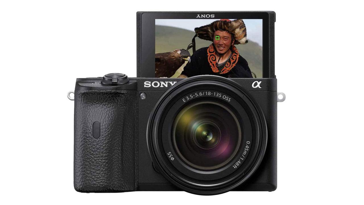 Sony Alpha 6600 - Destacada