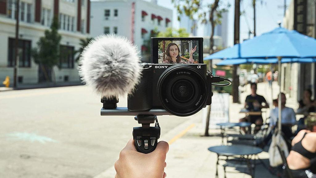 Sony Alpha 6600 - Vloggs