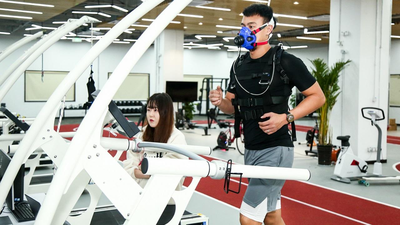 Huawei laboratorio de salud