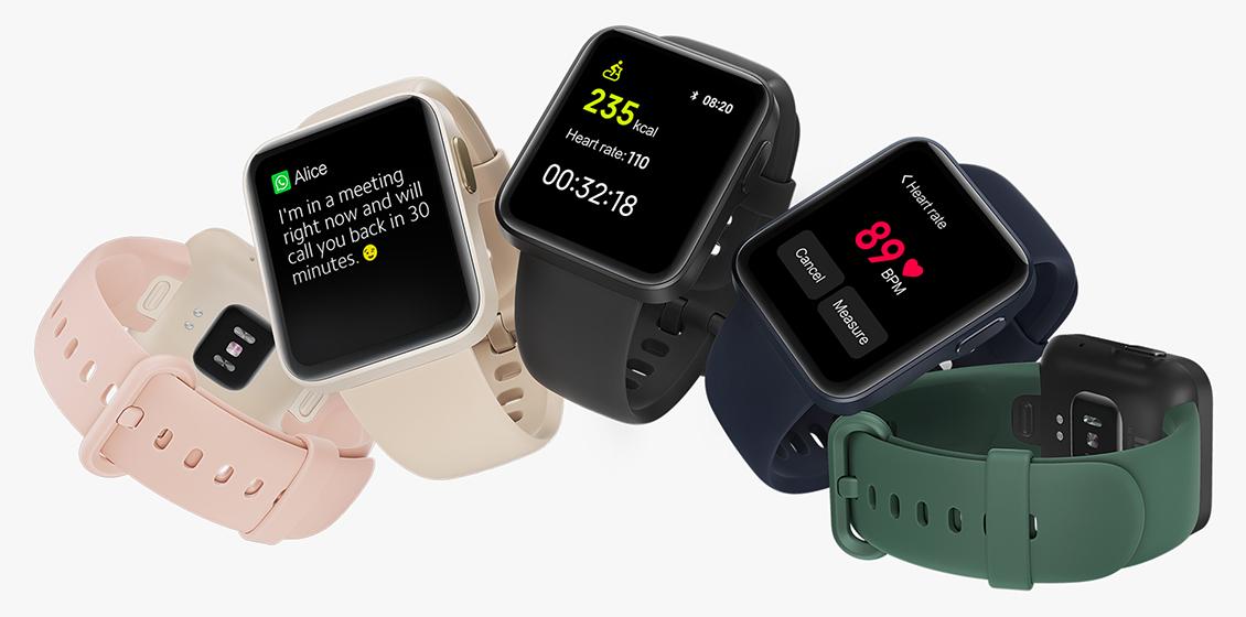 Xiaomi Mi Watch Lite - Funciones