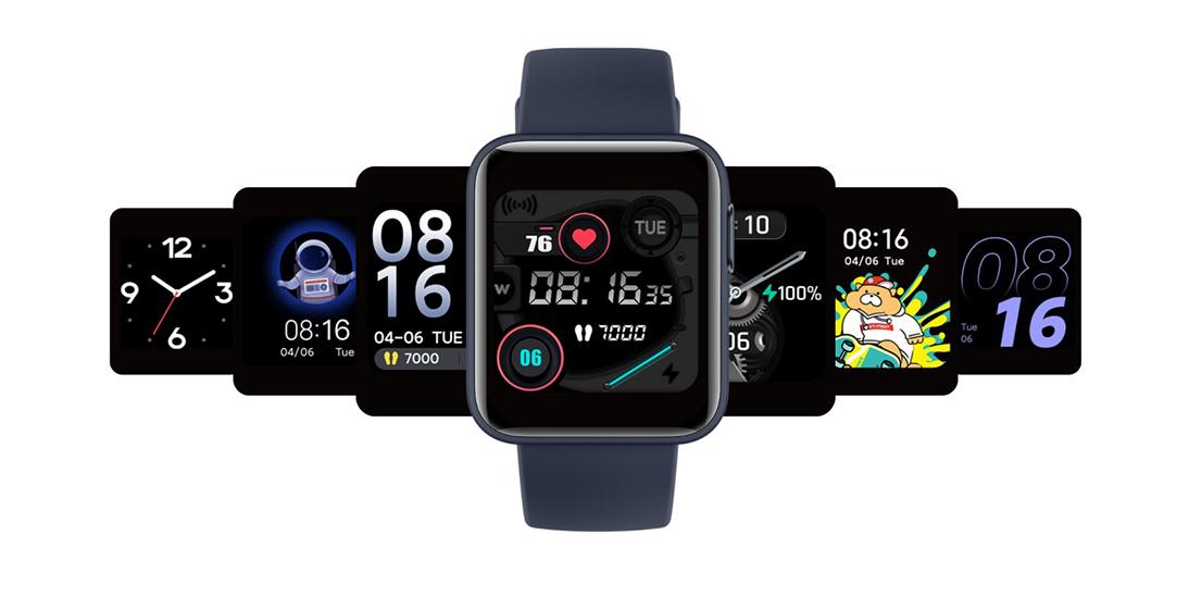 Xiaomi Mi Watch Lite - Pantalla
