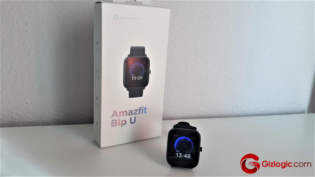 Amazfit Bip U, probamos este reloj inteligente superligero