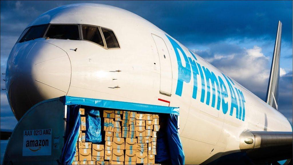 Amazon Air tendrá operativos los aviones entre 2021 y 2022