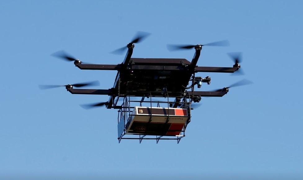 Drone de UPS