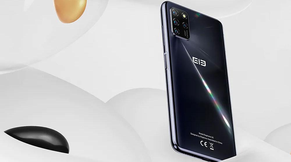 ELEPHONE U5 - Diseño