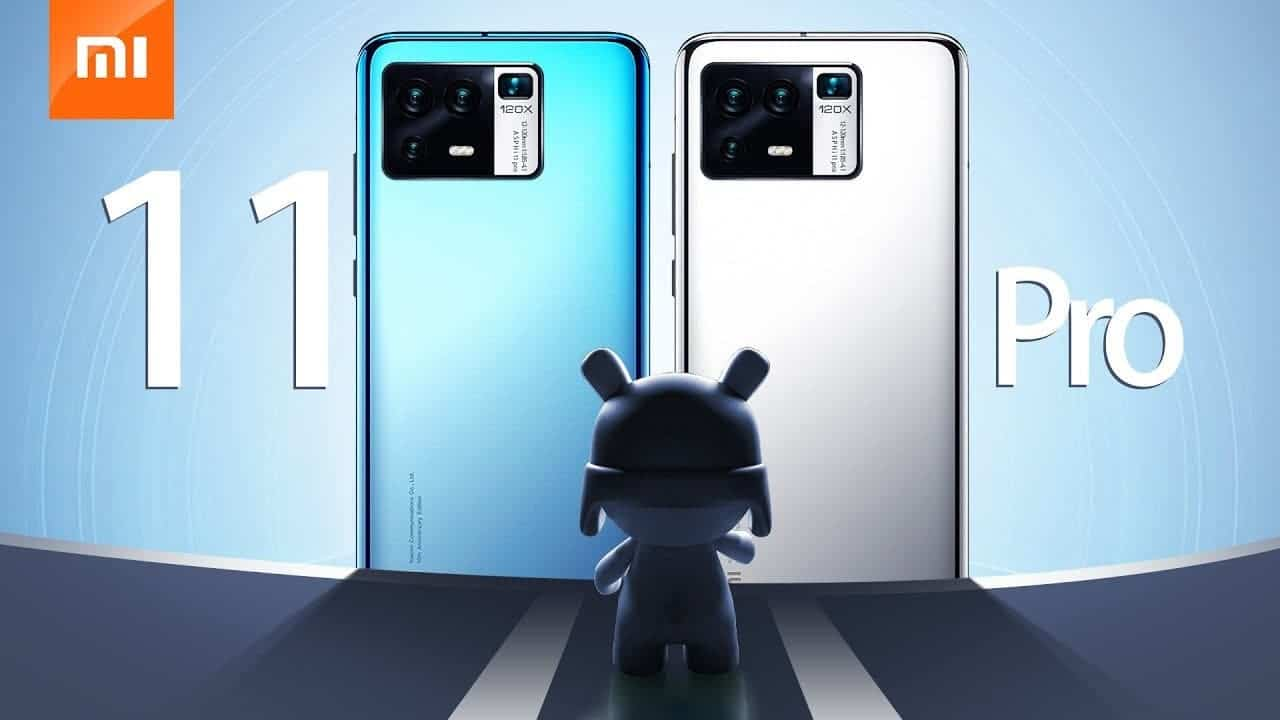 El Xiaomi Mi 11 Pro se deja entrever