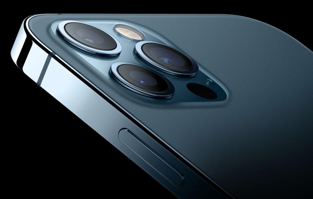 Escáner Lidar del Iphone 12 Pro