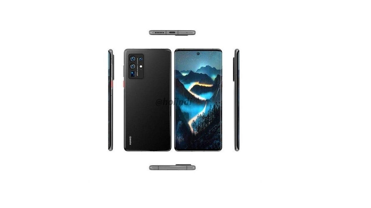 Huawei P50 filtraciones