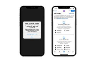 Las Apps de iOS ahora solicitarán permisos para rastrear al usuario