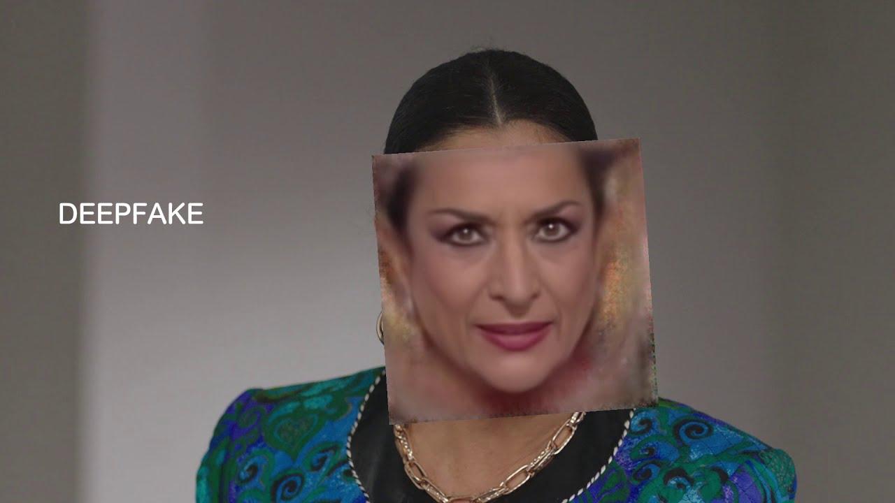 Lola Flores vuelve a la vida gracias a la tecnología Deepfake