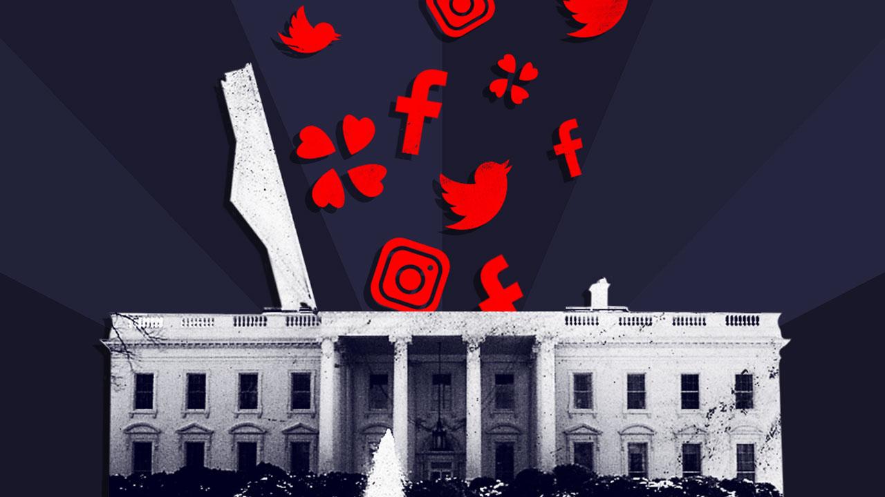 Los demócratas piden cambios a Facebook, Twitter y YouTube