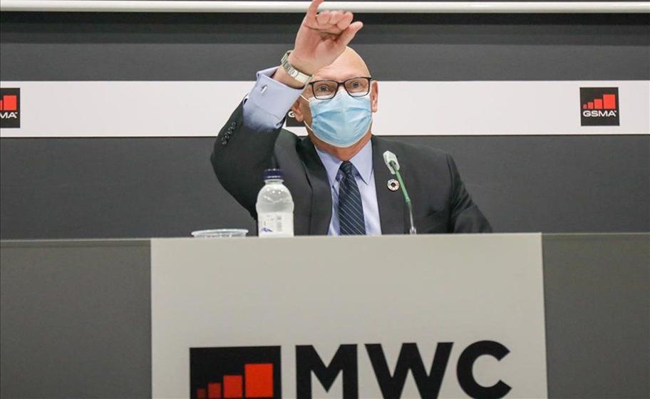 Mobile World Congress 2021 presencial