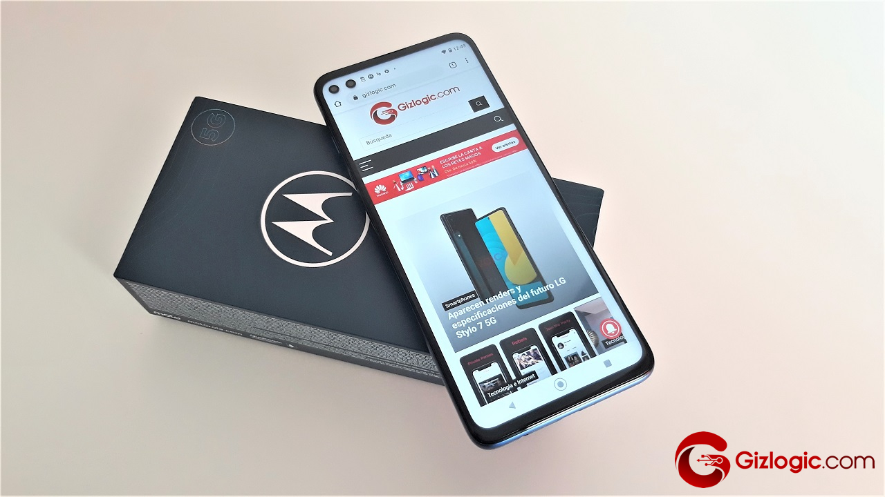 Motorola G 5G Plus, probamos este smartphone preparado para todo