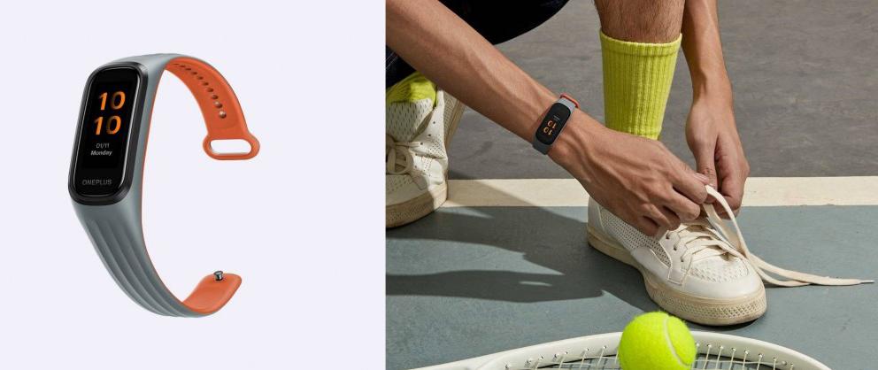 OnePlus Band - Modos deportivos