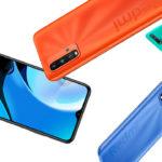 Redmi 9T, un gama media con batería 6.000mAh llega al mercado global