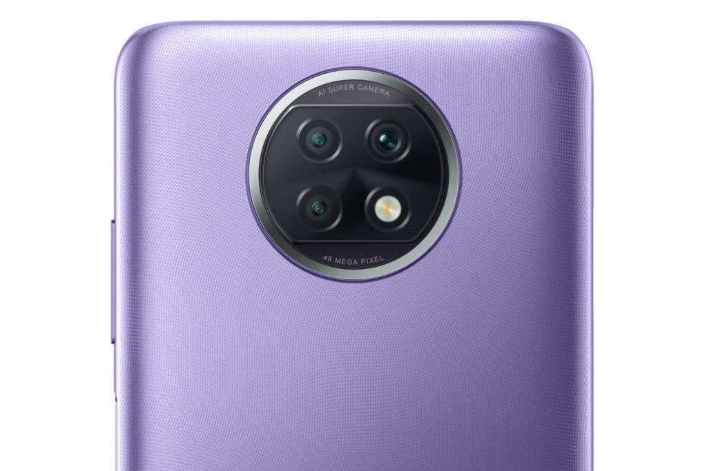 Redmi Note 9T - Cámaras