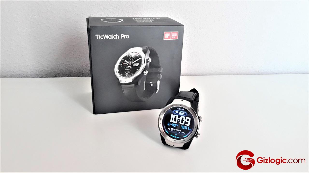 TicWatch Pro 2020, probamos este Smartwatch de clase Premium
