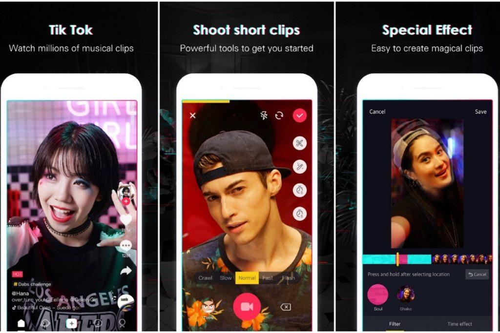 TikTok es más popular que Instagram entre adolescentes