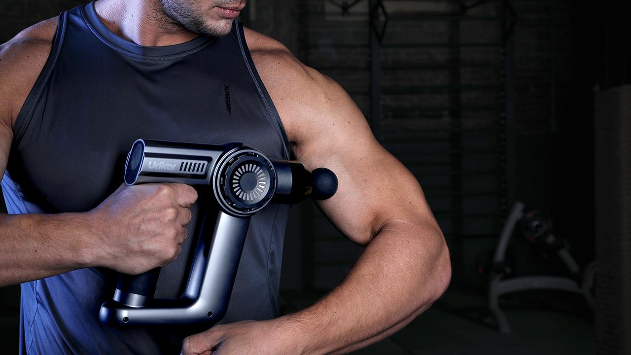 URIKARAT1 yURIKARPro 3, las pistolas de masaje más avanzadas