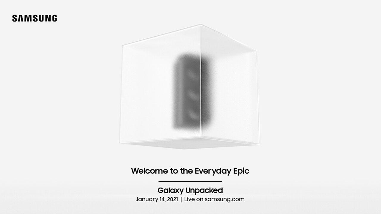 Unpacked 2021 - La serie Galaxy S21 se presentará el 14 de enero