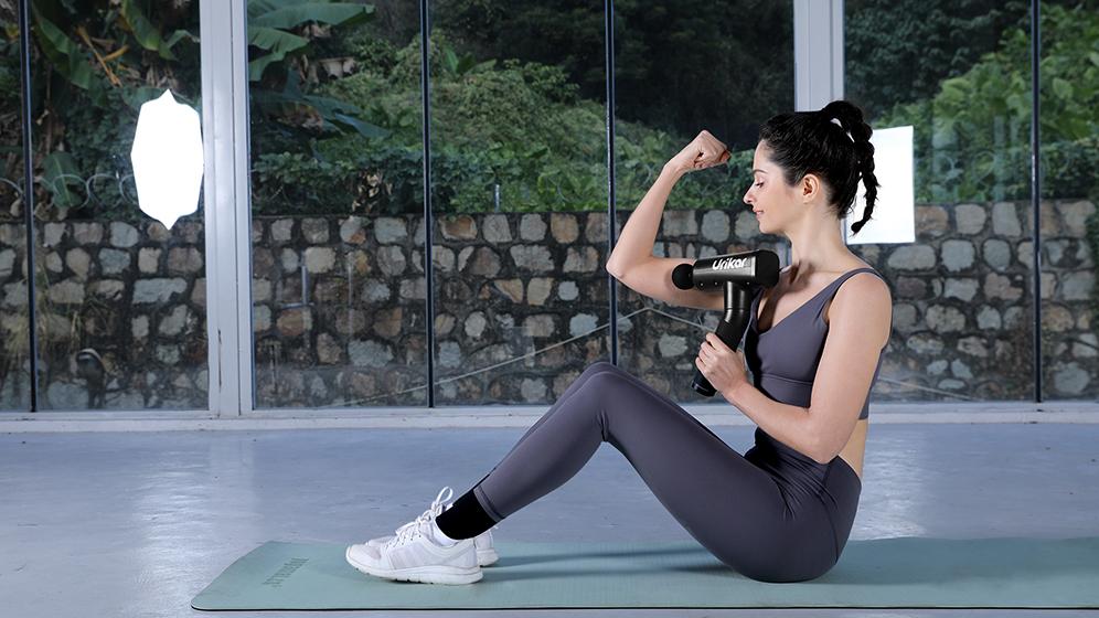 Urikar Pro 3 - Aplicación de masajes musculares