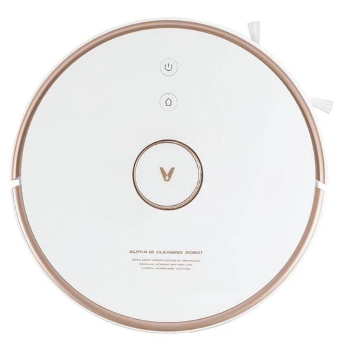 VIOMI S9 - Parte superior