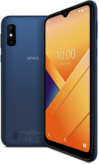 WIKO Y81 - Diseño