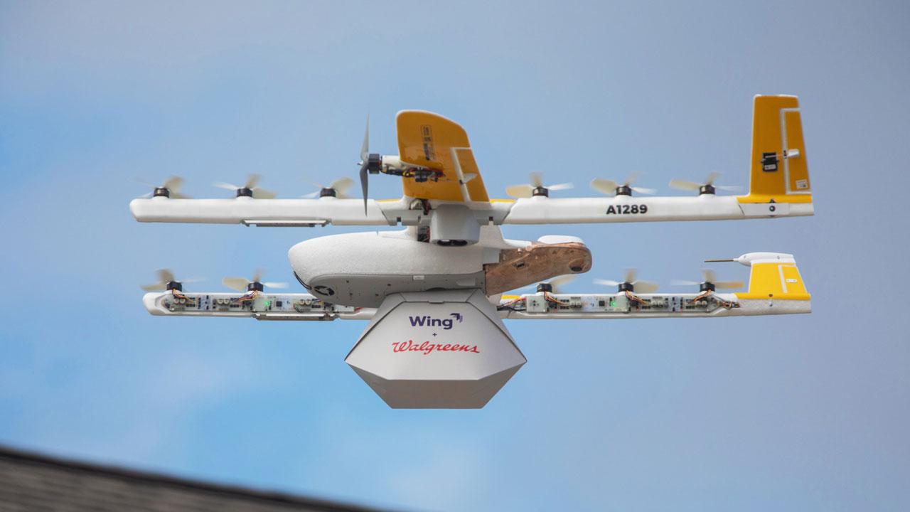 Wing de Google se pone en alerta por nueva ley de drones