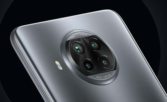 Xiaomi Mi 10i - Cámaras