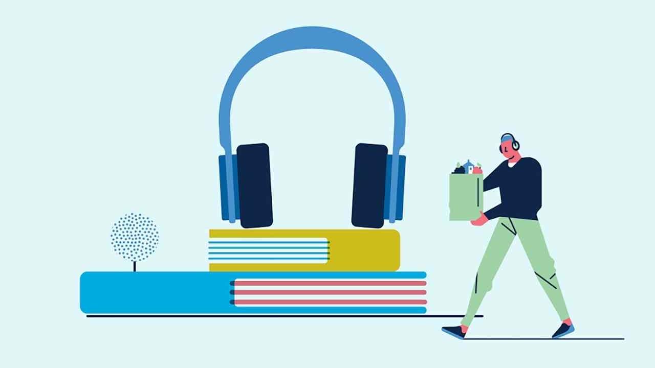 audiolibros huawei libros
