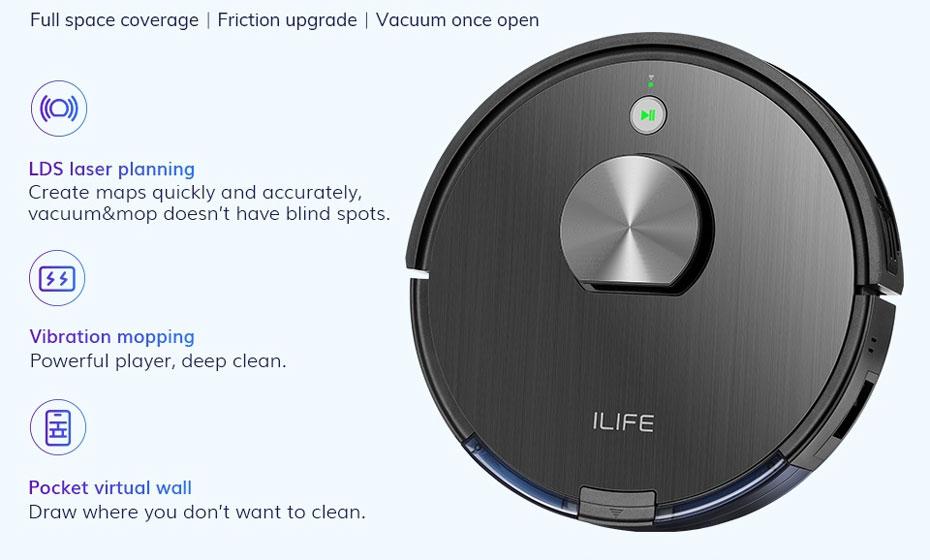 iLife A10s - Limpieza y desempeño