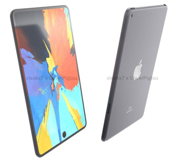 iPad Mini 6 - Renders