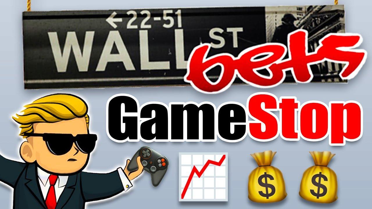GameStop sigue a la baja y esta vez es Wall Street quien ríe