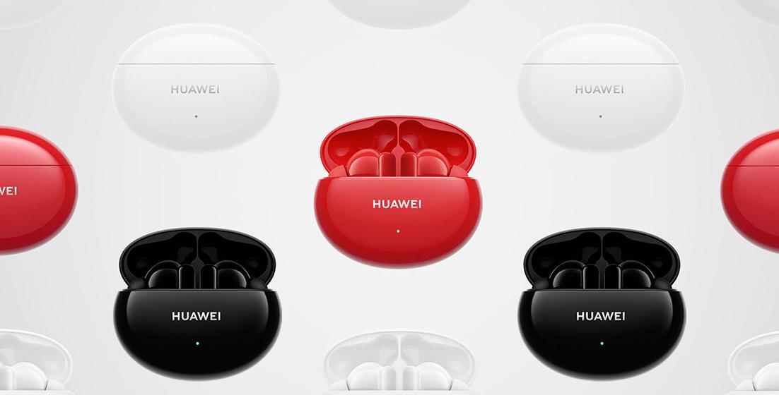 Huawei FreeBuds 4i - Colores