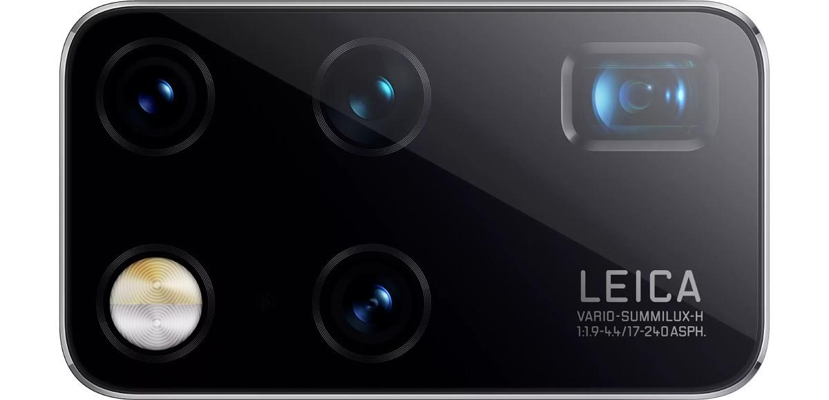 Huawei Mate X2 - Cámaras