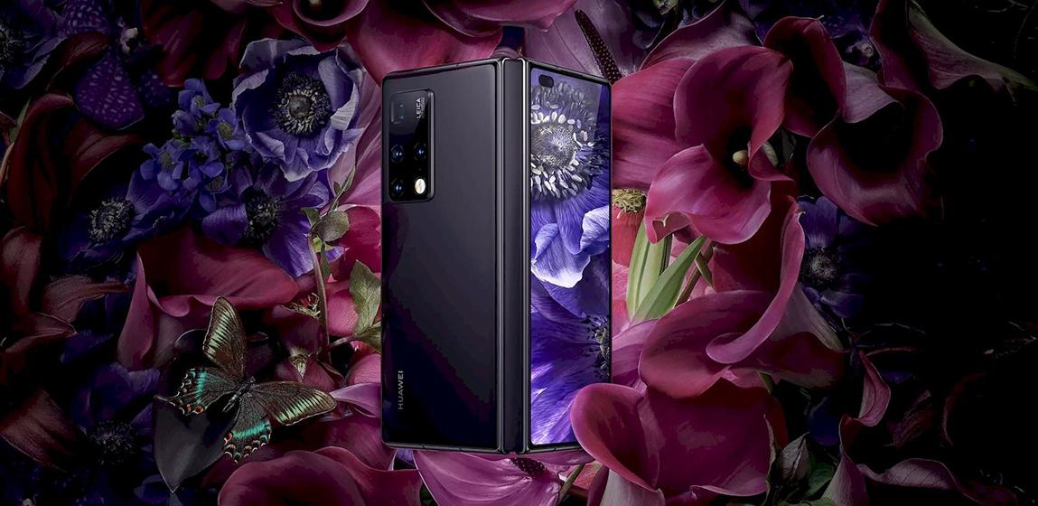 Huawei Mate X2 - Negro