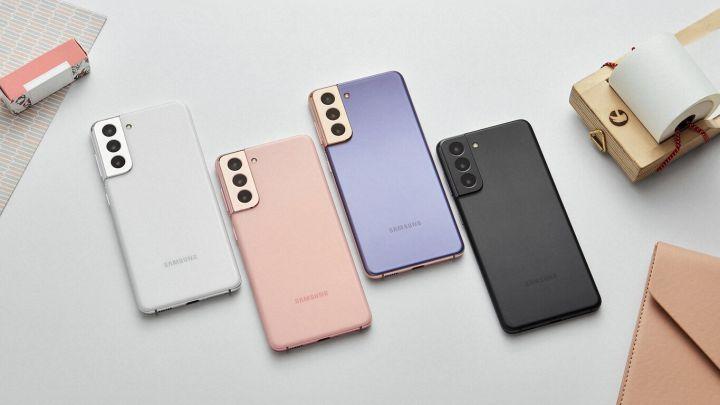 Los móviles más usados por los influencers - Galaxy S21 Ultra