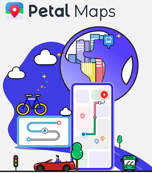 Petal Maps - Planificación de rutas