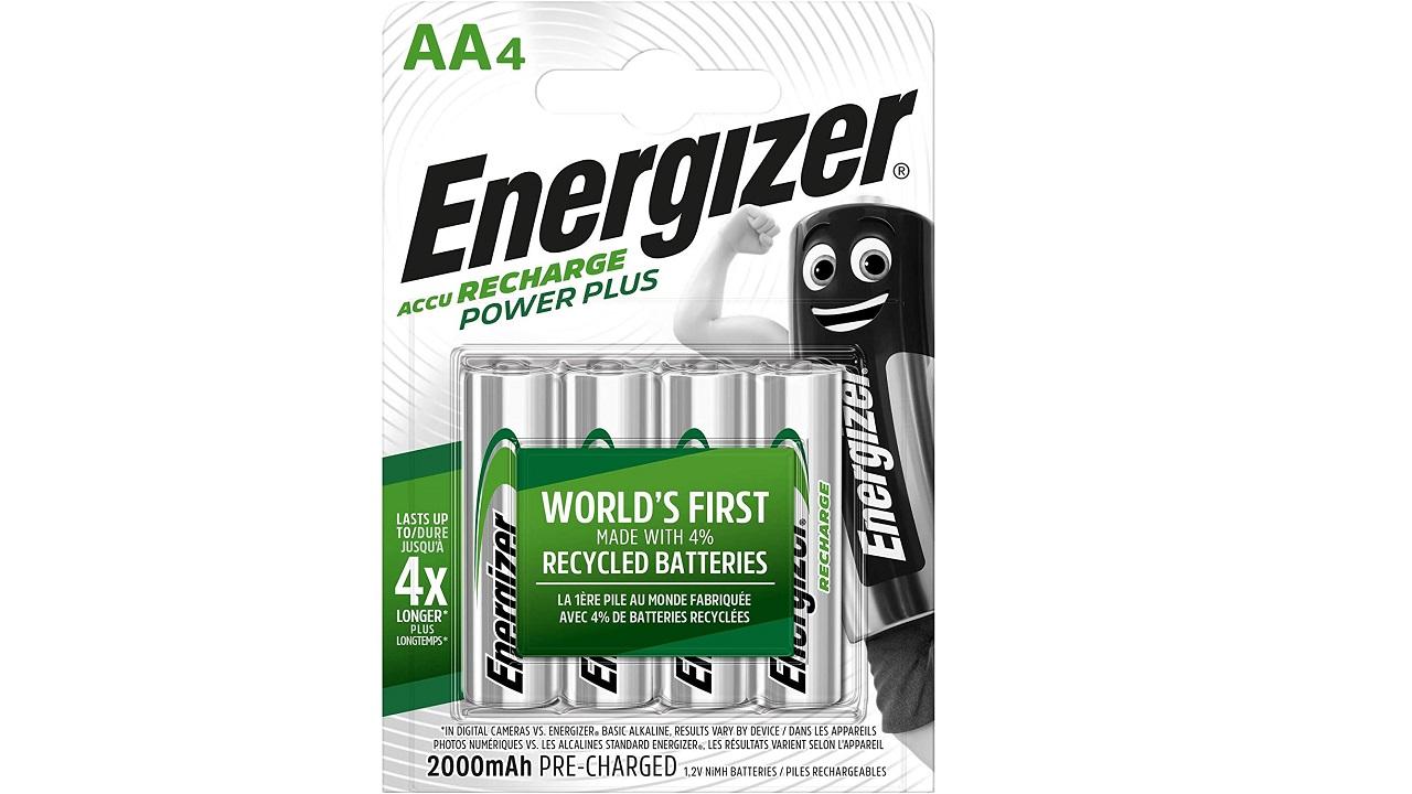 Pilas Energizer Power Plus