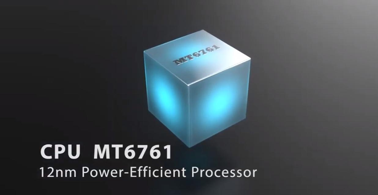 Procesador MT6761 con litografía de 12nm